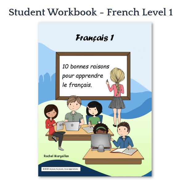 French 1 Student Text