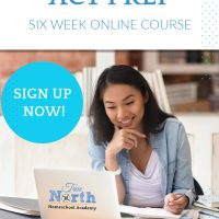 ACT Test prep is offered in the Spring and Fall. Students will learn strategies and take practice tests in this 6-week online LIVE course.