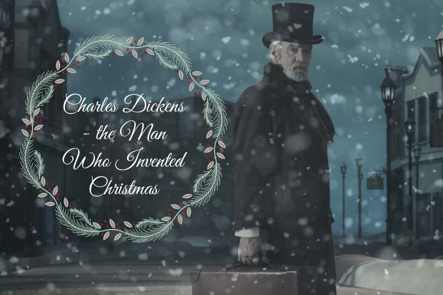 Meet Charles Dickens – the Man who Invented Christmas