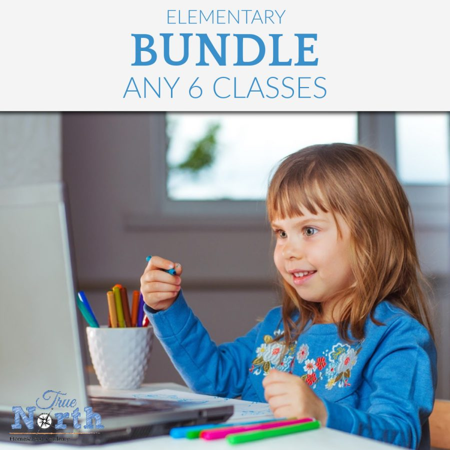 TNHA Elementary High Bundle of Six Classes Updated for 2021-2022 school year