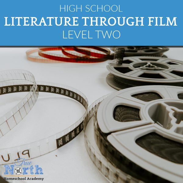 Literature through film high school composition class online for homeschooled high school