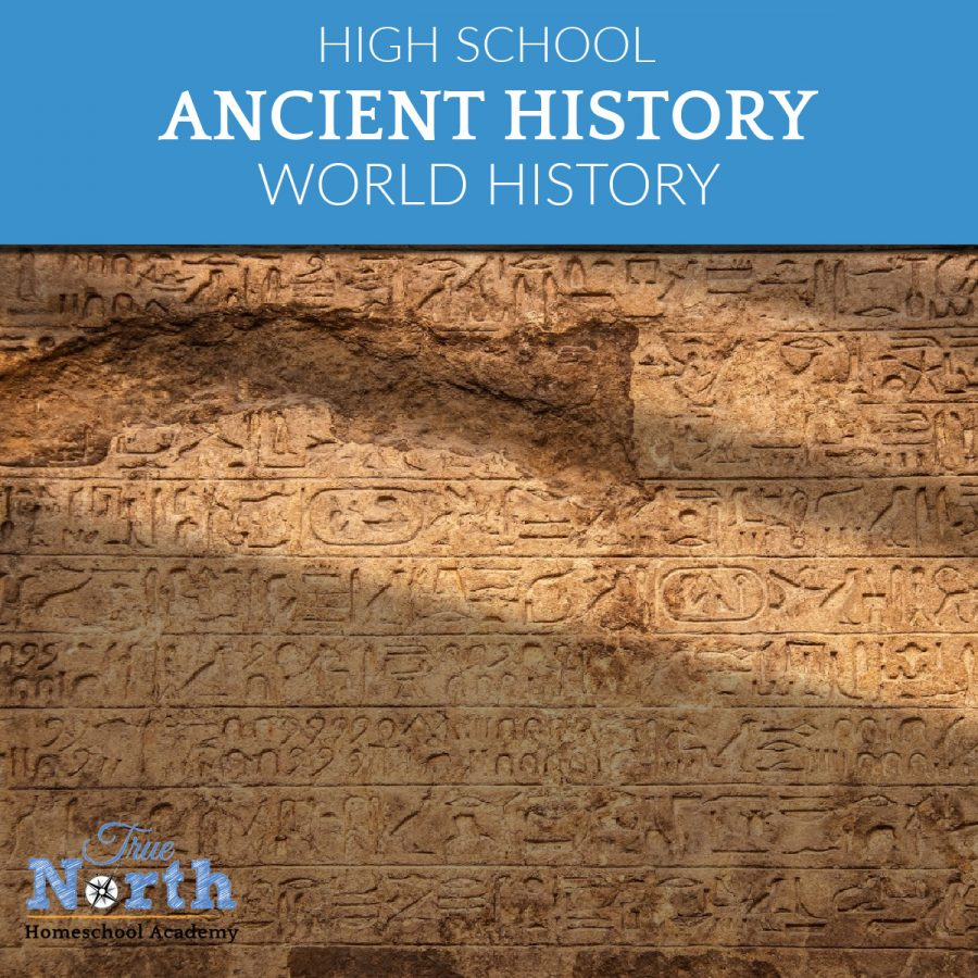 TNHA Ancient World History Overview High School Online Course