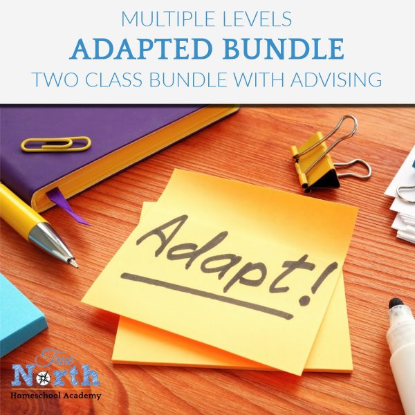 TNHA Classes - Adapted Two Class Bundle