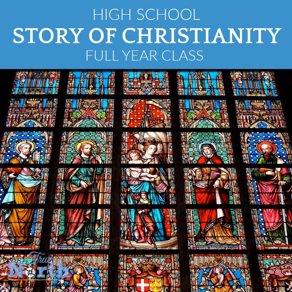 TNHA Full Year BIble Class - Story of Christianity for High School