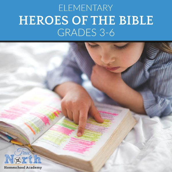 TNHA Heroes of the Bible online class