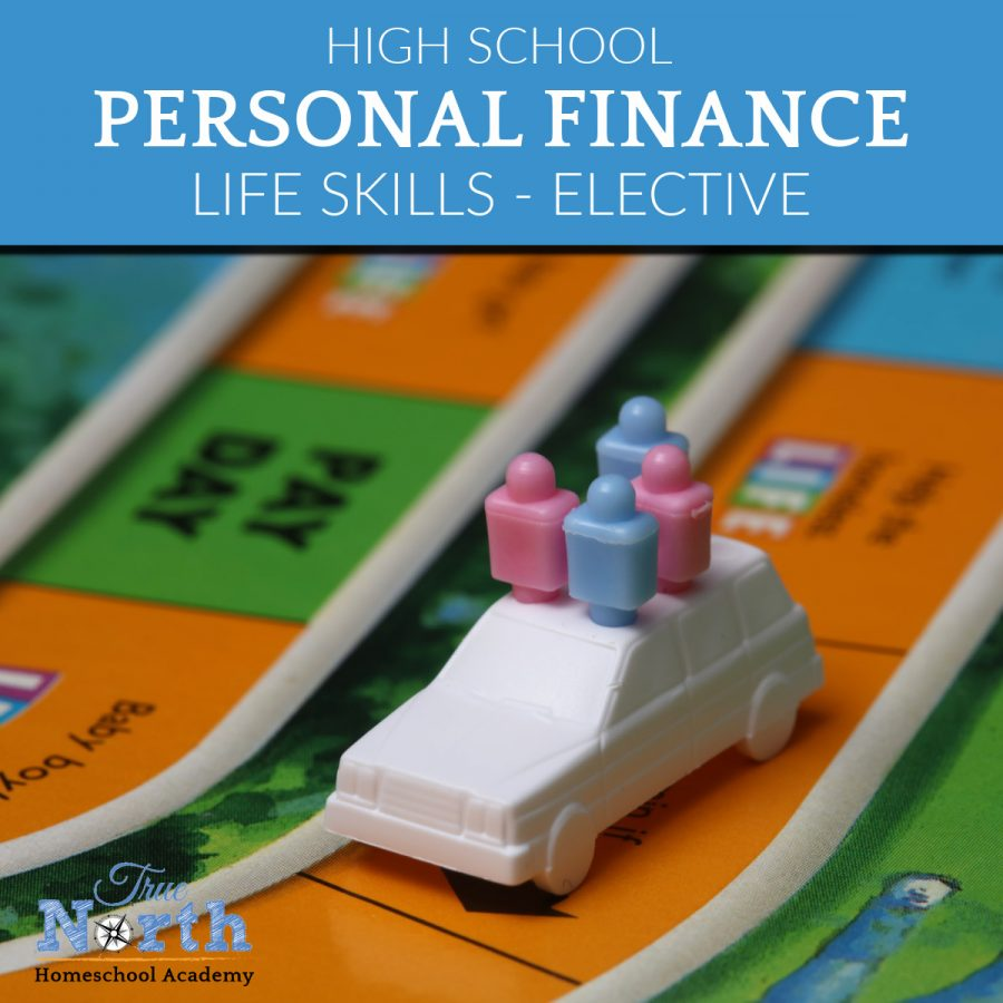 TNHA Personal Finance Course for High School Homeschoolers