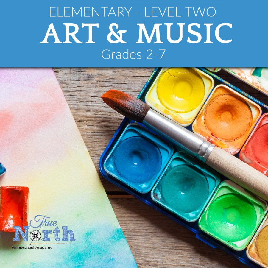 TNHA Product Image Art & Music updated 2021-2022 school year Level two