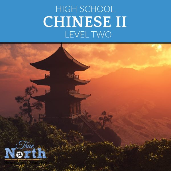 TNHA Product Image Chinese Language learning level two online course