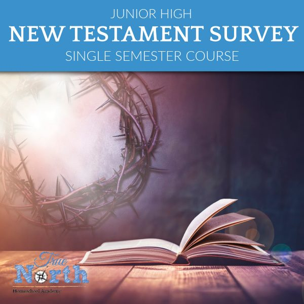 TNHA Product Image New TESTAMENT Single Semester Class