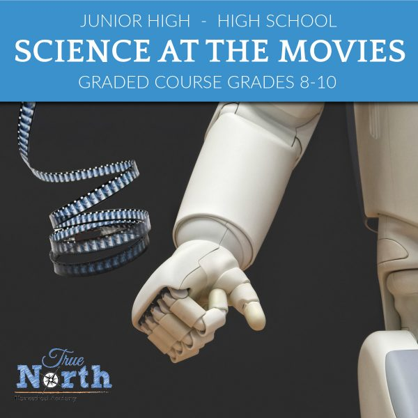 TNHA Product Image Science at the Movies Graded for middle school and high school