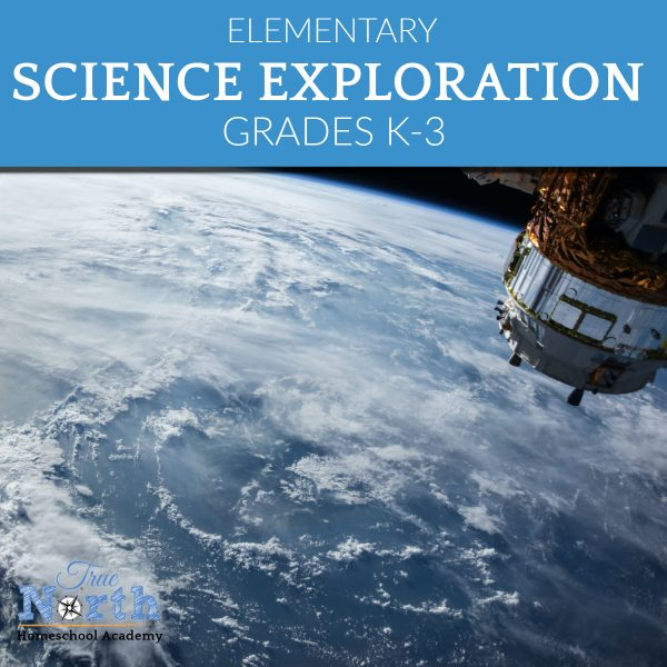 TNHA Science Exploration Elementary Science class online