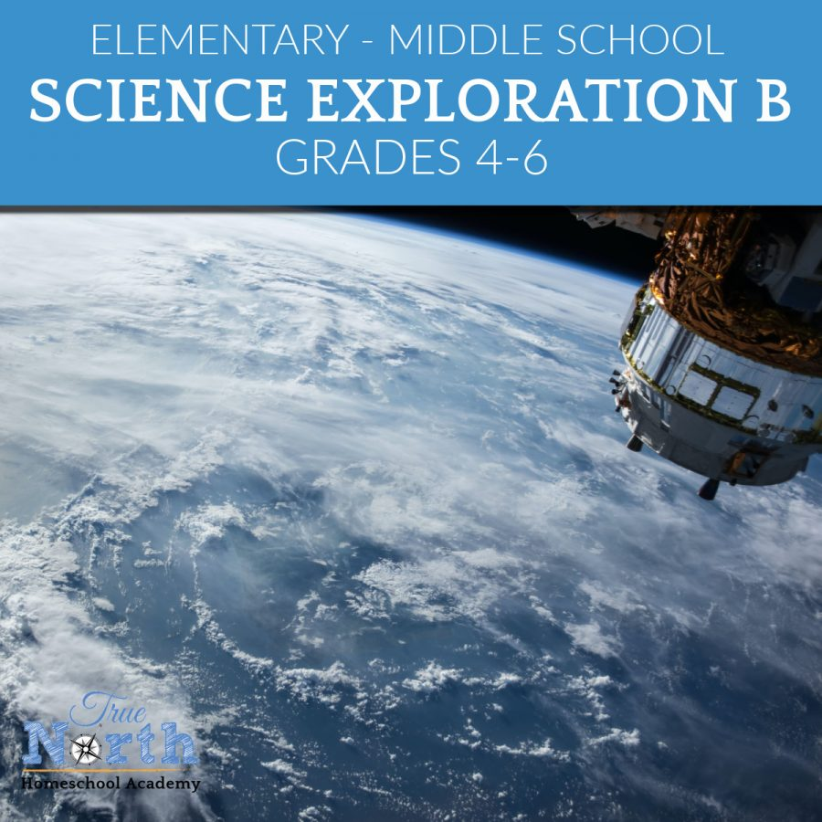 TNHA Science Exploration Elementary Science for grades 4 to 6 online class