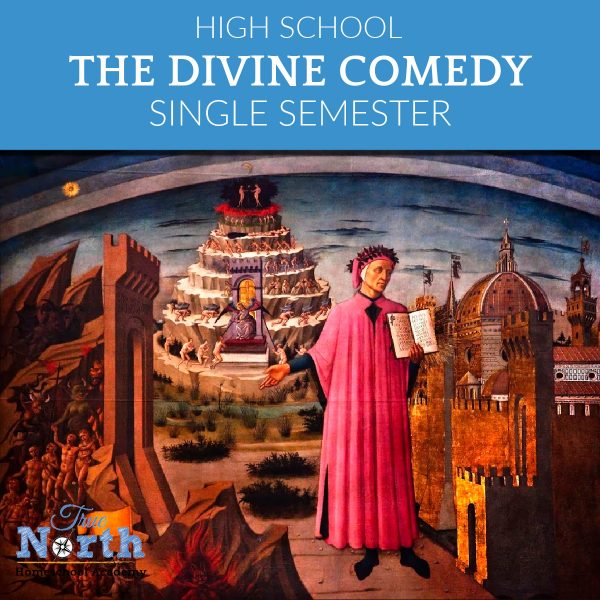 TNHA Class Online for High School - The Divine Comedy Single Semester